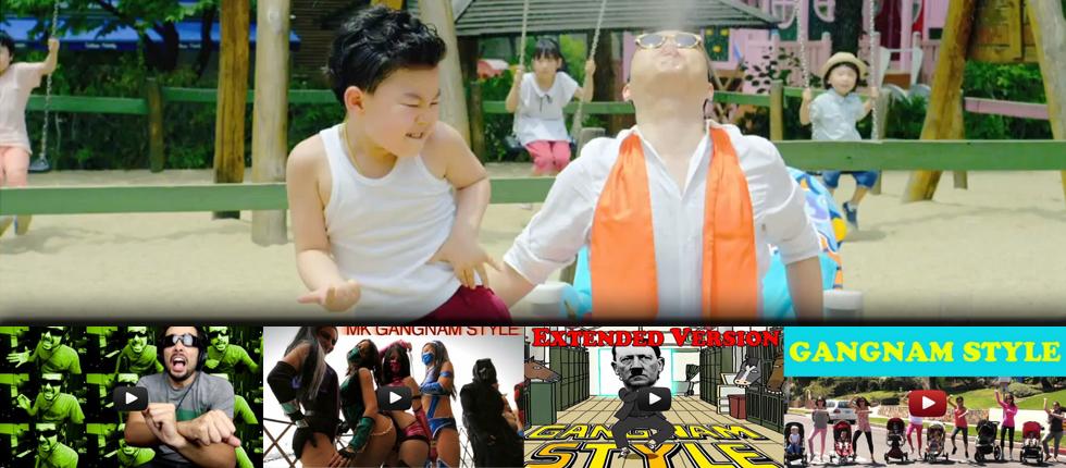 Stellarra\'s top 5 Gangnam
